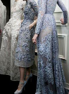 Elie Saab Couture Spring 13 Details