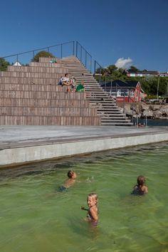 Hasle Harbour Bath, Hasle, 2014 - White Arkitekter