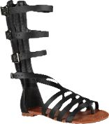 Sandália @Tanara Brasil #gladiadora #Shoes #summer #looks #Fashion #Trends #Style