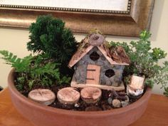 Create you own fairy garden