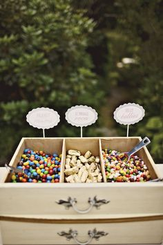 Dessert Table - candy @Cathy Sumida