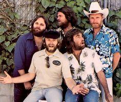Brian Douglas Wilson and The Beach Boys Carl Wilson, Dennis Wilson, Brian Douglas, Mike Love, The Beach Boys, Rock Legends, Surfs, Great Bands, Beach Babe