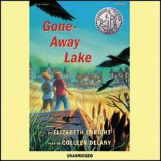 Gone-Away Lake Audio Book CDs Unabridged