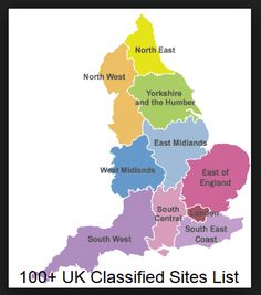 100+ Best Free UK Classified Sites List - High Authority UK Want Ads