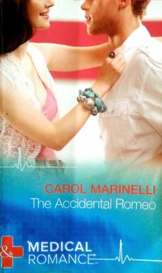 Passionate Book Reviews: BOOK REVIEW: The Accidental Romeo By Carol Marinelli Book Reviews, Book Quotes, Novels, Romance, Medical, Passion, Romance Film, Romances, Medicine