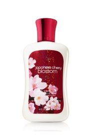 Bath & Body Works  Japanese Cherry Blosson body lotion