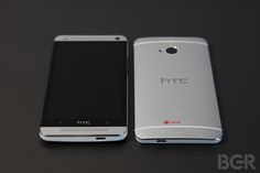 The all metal HTC One. Not the best battery life.