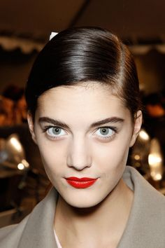 Red Pouts for Fall