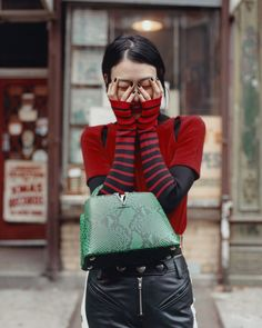 Hooked on Louis Vuitton's Capucines With Sora Choi