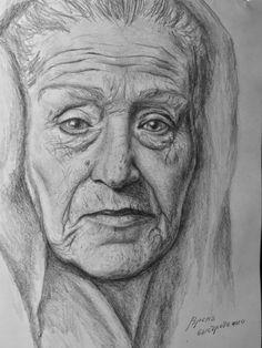 #art #portrait #pencildrawing #graphic