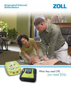 The Zoll AED Plus is