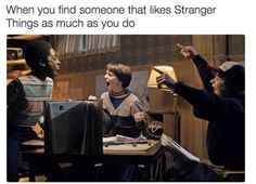 Stranger Things is a bonding experience
