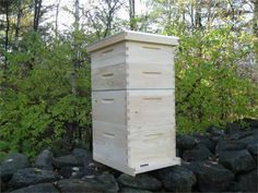 outdoor products New Hampshire Honey Bee Hive Kit