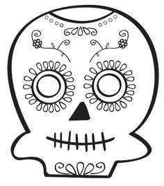 Calaveras del día de los muertos de México para colorear La tradición y costumbre del día de los difuntos o día de todos los santos en México viene a ser bastante diferente a la de Europa o lugares dónde se celebra Halloween. En México el día de los difuntos se celebra el día 2 de noviembre y es el día en que se celebra por la iglesia católica el día de los difuntos. Las calaveras que los pequeños colorean, personalizan o los maquillajes del día de los difuntos para los disfraces son…