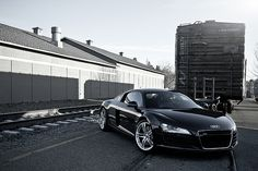 Audi R8 Fifty Shades car- I'm loving it!!!  Damn this car is hot!