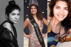 Miss Universe Great Britain 2015 is Narissara Nena France