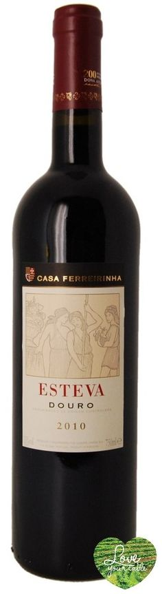 Love Your Table - Esteva Red Wine 2011, €8,49 (http://www.loveyourtable.com/esteva-red-wine-2011/)