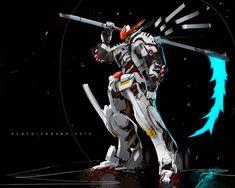 Gundam Barbatos Fanart by benedickbana.deviantart.com on @DeviantArt