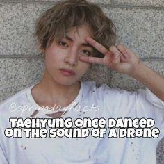 ღWhen you have no radio, use a drone😎 (Creds to owner of video) ➳ Swipeee ✧ ✧ ✧ ✧ ❥ Fac Bts Facts, Vmin, Live Long, Bts Jimin, Taekook, Bts Memes, Beautiful Things, Taehyung, Nerd
