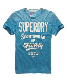 e400bcfb9370 Superdry Mens AW13 T-shirts - Baddesigner® T Shirt Art, Superdry Fashion,