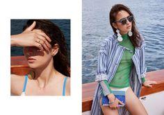 Fashion fan blog from industry supermodels: Waleska Gorczevski - Lucy Folk - Angler Collection...