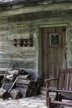 Old Cabin | Flickr - Photo Sharing!