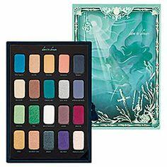 Sephora: Disney Collection : Ariel Storylook Eyeshadow Palette Volume 3 : eyeshadow-palettes