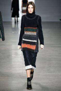 Calvin Klein Collection fall 2014 Gorgeous sweater