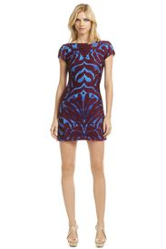 Nanette Lepore Wild One Dress: Rent the Runway
