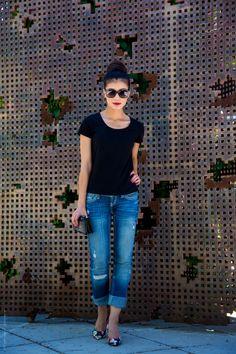 Summer Travel Outfit - Stylishlyme