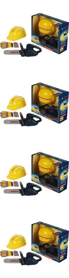 Tool Sets 158747: Theo Klein Bosch Toy Chain Saw Play Set Preschool Educational Kid Pretend Toy -> BUY IT NOW ONLY: $41.78 on eBay!