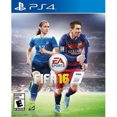 FIFA 16 (US/MX) PS4 Brand: Electronic Arts MPN: 73454 UPC: 014633734546 Category: Video Games - Videogame Software - Video Games