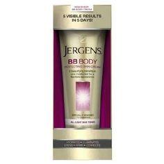 Jergens BB Body Skin Perfecting Cream - 7.5 fl oz