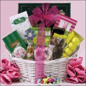 College student easter basket recipe box easter baskets and college negle Images