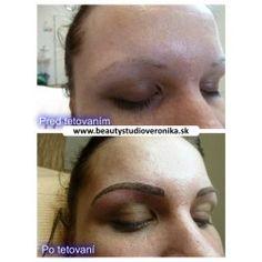Profesionálny permanentný make-up obočia čiarkovanou metódou za 80,-€, http://www.beautystudioveronika.sk/4-foto-referencie?p=2