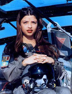 Venezuela Air Force pilot