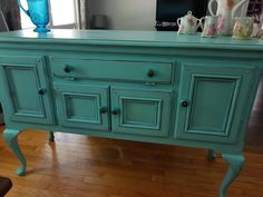 Door Furniture, Furniture Refinishing, Buffet, Doors, Cabinet, Storage, Red, Home Decor, Clothes Stand