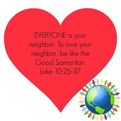 Syd's Free LDS Quotes: Be Like The Good Samaritan