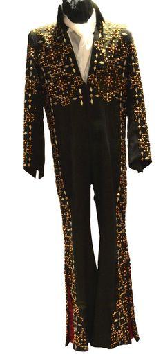 Terrific jumpsuit by the wonderful costume designer Mr Bill Belew