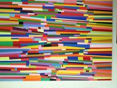 Melinda Harper would make a cool quilt