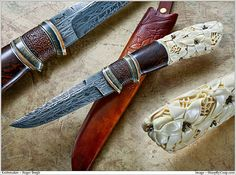 Photos SharpByCoop • Gallery of Handmade Knives - Page 3