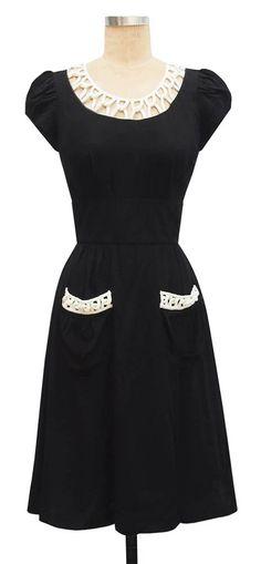 Trashy Diva Lupe Dress | Vintage Inspired Dress