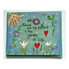 Garden stepping stone   handmade stepping by MorningStarStepStone