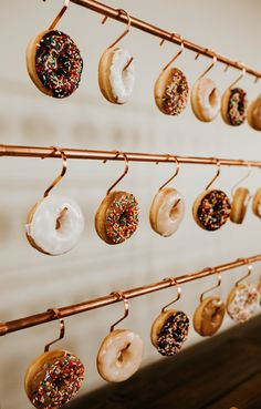Donut Display by Pear Tree!