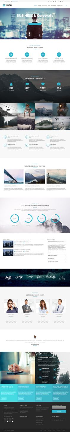 Vision is Premium Responsive Retina #Drupal #Multipurpose Theme. #BootstrapFramework. Parallax Scrolling. Unlimited Color. Test free demo at: http://www.responsivemiracle.com/vision-premium-responsive-multipurpose-drupal-theme/