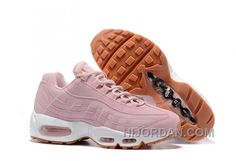 the best attitude a075d e9039 Nike Air Max 95 2017 Spring New Pink Women Lastest CkjREPs
