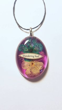 Check out this item in my Etsy shop https://www.etsy.com/listing/524170427/wandering-soul-real-flowers-resin