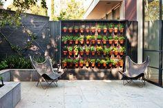 Foto: jardins verticais