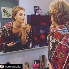 Detalles del look que lució Norma Ruiz para la premiere de Star Wars @starwars con una de nuestras chaquetas banjara❣  www.bebohochic.com   #starwars #estrenostarwars #premierestarwars #normaruiz #bebohochic #tendencias #moda #fashion #starwarspremiere