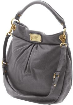 Brand New Marc By Marc Jacobs Classic Q Hillier Hobo Leather Bag  350 Marc  Jacobs Purse ecd098727197e